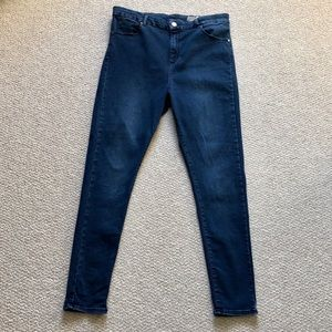 ASOS High-Waisted Skinny Jeans